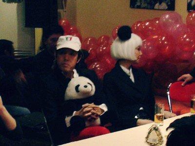 Zhao Bandi, the 'Panda artist'