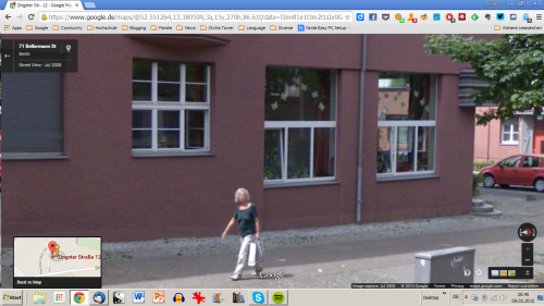Google Streetview Berlin Bellermannstraße (Juli 2008)